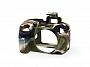 Osłona gumowa EasyCover na aparat NIKON D3300/D3400 camouflage. Produkt dostepny od ręki!