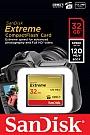 Karta Pamięci SANDISK EXTREMA  CF 32 GB.Produkt dostępny od ręki!