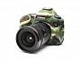 Osłona Gumowa EasyCover na aparat CANON EOS 6D Camouflage  . Produkt dostępny od ręki!