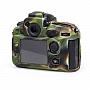 Osłona Gumowa EasyCover na aparat Nikon D810 camouflage  . Produkt dostępny od ręki!