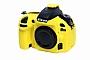 Osłona Gumowa EasyCover na aparat Nikon D600/D610 Yellow  . Produkt dostępny od ręki!