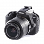 Osłona Gumowa EasyCover na aparat Nikon D5500/D5600 Black . Produkt dostępny od ręki!