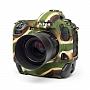 Osłona Gumowa EasyCover na aparat Nikon D5 Camouflage  . Produkt dostępny od ręki!