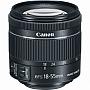 Obiektyw Canon EF-S 18-55 f/4-5.6  IS STM . Zapowiedż!