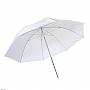 Parasolka transparentna fotograficzna biała 86cm. Produkt dostępny od ręki!