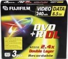 Płyta FUJIFILM DVD+R 8.5GB  Double Layer .Produkt dostepny od ręki!