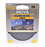 Filtr HOYA PL-CIR SLIM 58mm.Produkt dostępny od ręki!