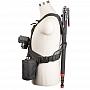 Szelki+pas biodrowy na aparat,lampa,obiektyw MICNOVA MQ-MSP07.Produkt dostępny od ręki!