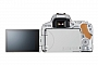 Aparat Canon EOS 200D SILVER  18-55 IS STM