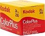 Kodak COLOR PLUS  200/135/24 .Produkt dostępny od ręki!