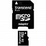 Karta Transcend SDC 2GB + adapter .Produkt dostepny od ręki!