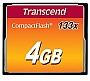 Karta pamięci CF 4GB Transcend.Produkt dostępny od ręki!
