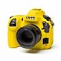 Osłona Gumowa EasyCover do Nikon D850 żółta .Produkt dostepny od reki!