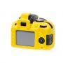 Osłona gumowa EasyCover do Nikon D3300/D3400 Yellow.Produkt dostępny od ręki!