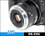 Aapter odwrotnego mocowania do Canona RR-EOS72 JJC. Produkt dostepny od reki!