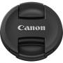 Zaślepka E-58 II  do obiektywu Canon o średnicy 58mm Produkt dostępny od ręki!!!