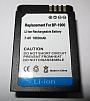 AKUMULATOR SAMSUNG BP1900 DO SAMSUNG NX1.Produkt dostępny od ręki!