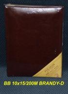 Album POLDOM 10x15/200 BRANDY.Produkt dostepny od ręki!