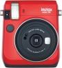 Aparat FUJIFILM Instax Mini 70 RED.Produkt dostępny od ręki!