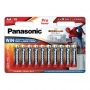 Bateria PANASONIC LR-6 Pakiet 10szt.Produkt dostepny od ręki!