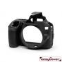 Osłona gumowa EasyCover do Nikon D3500 Black.Produkt dostępny od ręki!