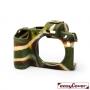 Osłona gumowa EasyCover do CANON R camouflage