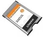 Adapter kart SD MMC SM MS KINGSTON PCM2/4