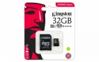 KINGSTON SDHC MIKRO 32GB 80mB/s+ adapter