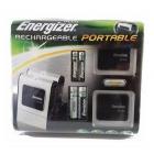 Ładowarka Energizer Portable+ Akumulatory  2xAA+2XAAA