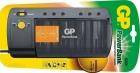 Ładowarka uniwersalna GP B320 NiMh R3 R6 R14 R20 9V