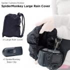 Osłona przeciwdeszczowa Spider Monkey