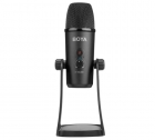 Mikrofon BOYA BY-PM700 pojemnościowy USB do STREAMINGU