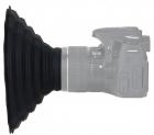Osłona przeciwsłoneczna silikonowa do obiektywów 53-72mm