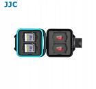 Etiu na karty pamięci SD 4szt+Micro SD 4szt  JJC