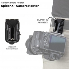 SpiderLight X BackPacker Kit.Zestaw SpiderX do mocowania aparatu