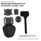 SpiderLight BackPacker. Zestaw SpiderLight do mocowania GoPro