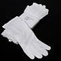 Rękawiczki labolatoryjne bawełniane białe S. Produkt dostepny od ręki!