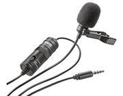Mikrofony krawatowe